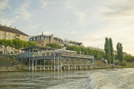 Restaurant Le Rhin Bleu