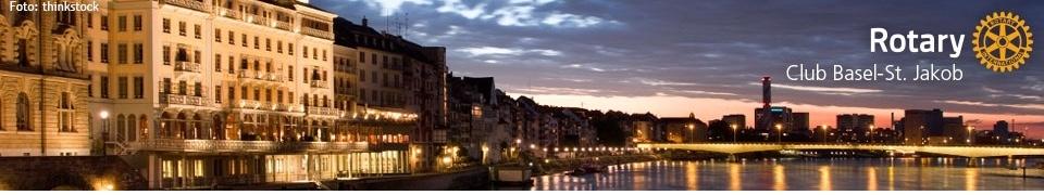 Rhein und Hotel Drei König